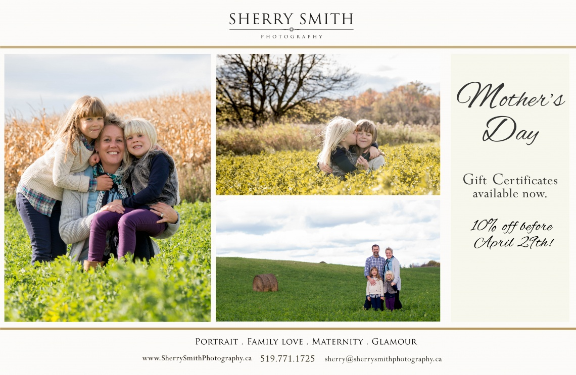 Family Photography, Mother's Day Special