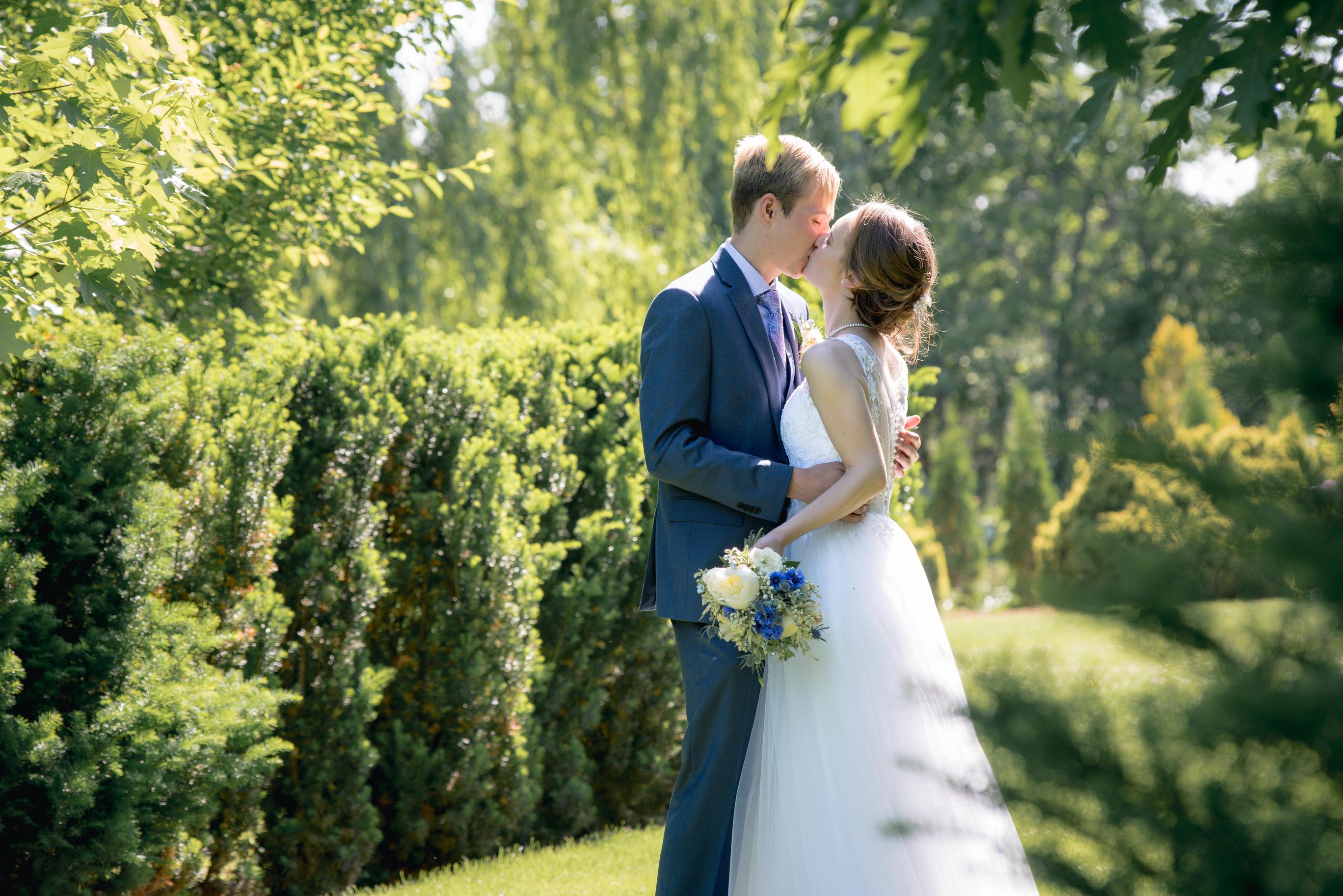 Whistling Gardens Wedding